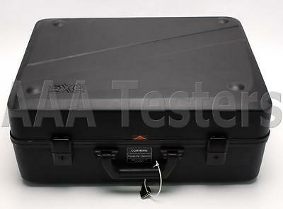 Corning Siecor Hard Carrying Case For FuseLite Fiber Optic Fusion Splicer