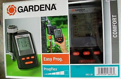 Gardena Comfort Multicontrol Water Computer Irrigation Timer 1862-28 C1030 Plus