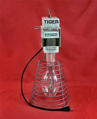 EPCO Tiger 400 HID Temporary Work Light 15702 with Wire Guard