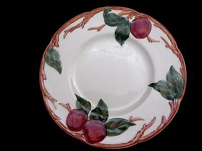 Franciscan Apple bread Butter plate California pottery USA 1949 - 1953
