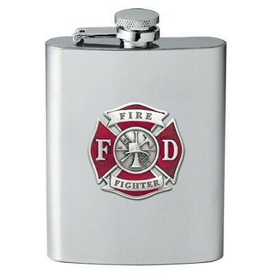 Fire Fighter Flask