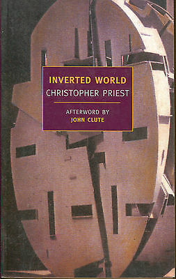Inverted World by Christopher Priest-New York Review Classics Edition-2008