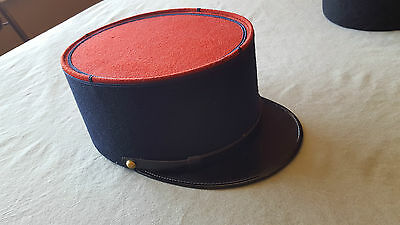 NICE Vintage PIERRE HOARD & CO PARIS Size 58 French Police Officer's Hat
