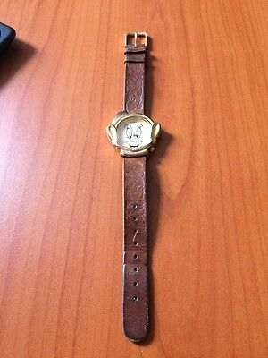 Dopey Disney Quartz Watch