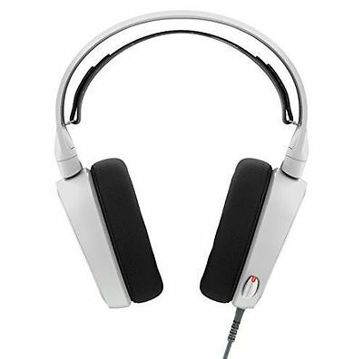 Steelseries - Casques PC Gaming - - [ ] [61444] [Blanc] NEUF