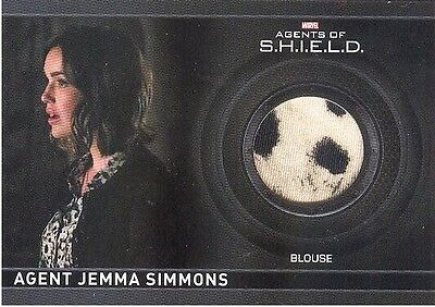 Agents Of S.H.I.E.L.D. Season 2 Costume Card CC5 Agent Jemma Simmons 264/425!