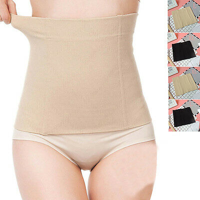 Thboxs Postpartum Baby Tummy Tuck Belt Body Slim Shaper Belly Recovery Band
