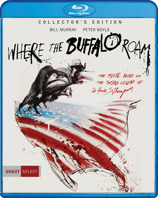 Where The Buffalo Roam (Collector's Edition) [New Blu-ray] Collector's Ed, Wid