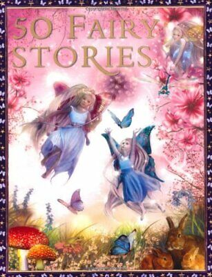 50 Fairy Stories (512-page fiction) Paperback Book The Cheap Fast Free Post