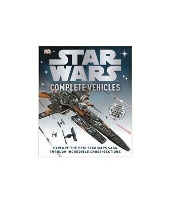 Star wars complete vehicles [special ed with tfa update] Book The Cheap Fast