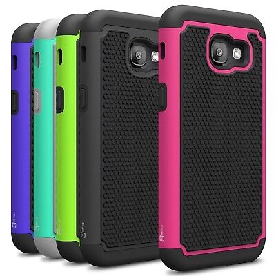 CoverON for Samsung Galaxy A5 2017 A520 Case HexaGuard Shockproof Hard Cover