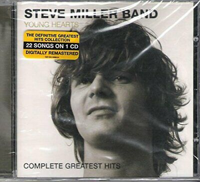 Steve Miller Band - Young Hearts: Complete Greate... - Steve Miller Band CD EQVG