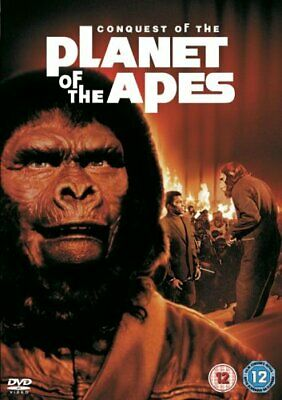 Conquest Of The Planet Of The Apes [DVD] - DVD  WMVG The Cheap Fast Free Post