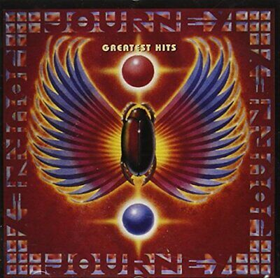 Journey's Greatest Hits -  CD 54VG The Cheap Fast Free Post The Cheap Fast Free