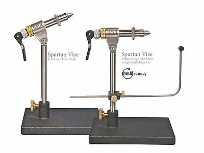 HMH SPARTAN PEDESTAL VISE -- and discount tool offer -- Fly Tying