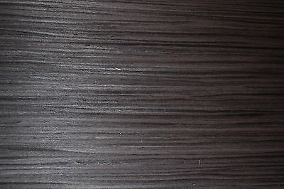 Composite Wenge Wood Veneer Sheets 10.5 x 39 inches 1/42nd         7774-5