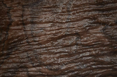 Walnut Burl Raw Wood Veneer Sheets, 7 x 18 inches. 1/42nd thick         a7772-49