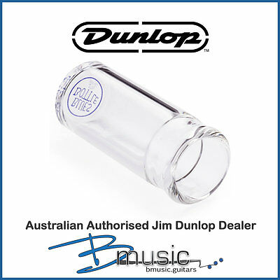 Jim Dunlop Blues Bottle® Slide - Large - Heavy Wall Thickness - Ring Size 11.5