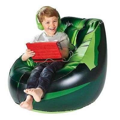Worlds Apart - AVENGERS Fauteuil Gonflable ReadyRoom - 406FDO NEUF