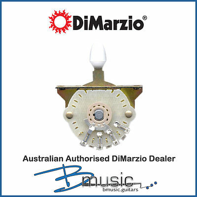 NEW DiMarzio EP1105 3-way Slide Style Pickup Selector Switch
