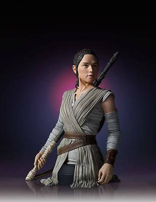 Gentle Giant Star Wars Episode VII Büste 1/6 Rey 18 cm Bust