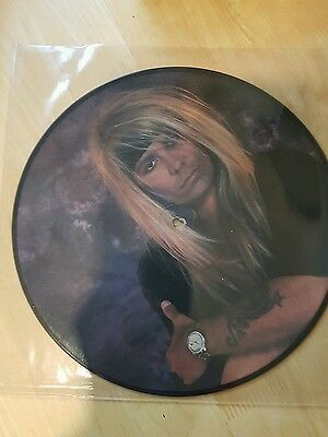 """Vince Neil you're invited  but you friend can't come UK only 12"""" picture disc"""