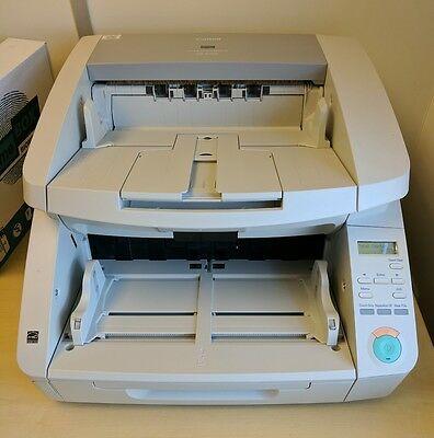 Canon imageFORMULA DR-G1100 Document Scanner Used Lightly Great Condition