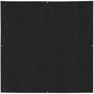 Westcott Scrim Jim Cine 8x8' Solid Black Block Fabric #1787