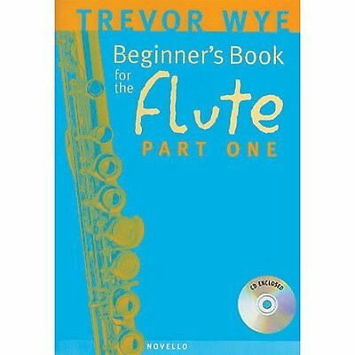 Trevor Wye: A Beginner's Book for Flute, Part 1 Trevor Wye