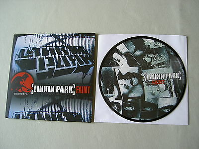 "LINKIN PARK Faint/Lying From You (Live) US 7"" picture disc vinyl single"