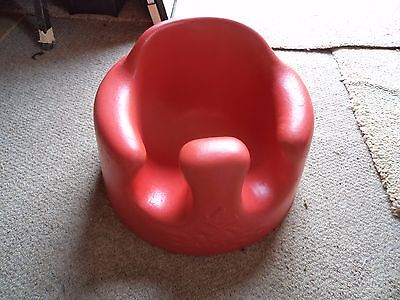 Bumbo Baby Seat - Red