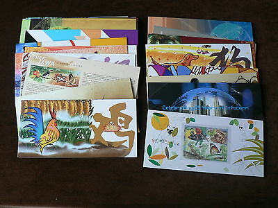 Singapore Mint Stamps in Presentation Pack, Sold Individually, 1999 - 2006, MNH