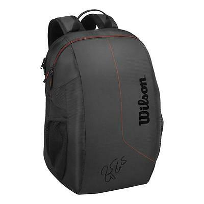 Wilson Federer Team Tennis Racket Racquet Backpack Rucksack - NEW 2017