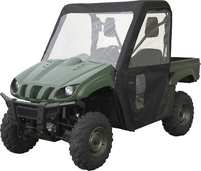 Classic Accessories UTV Cab Enclosure Blk for Polaris Ranger XP 09-12