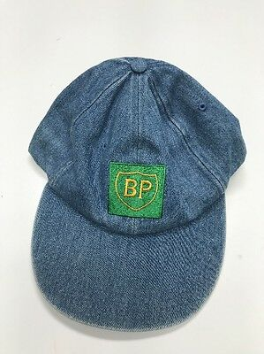British Petroleum  BP Denim Hat One Size