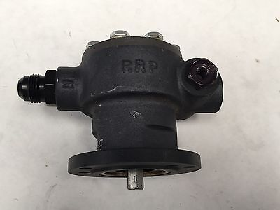 RRP Mechanical Fuel Pump 4002 Rons racing products Enderle Hilborn