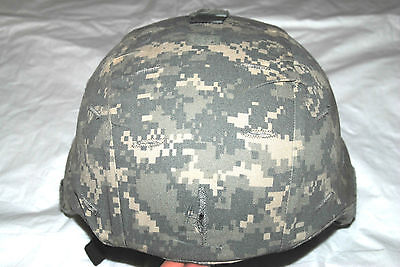 Us Army Sds Level Iiia Ach Combat Mich Combat Hel Met - Large