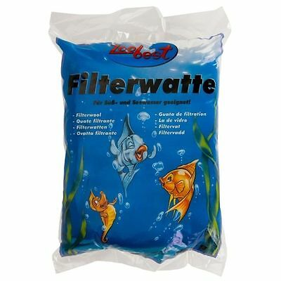 ZOOBEST - Ouate blanche universelle 100g - Pour aquarium - 12442270 NEUF