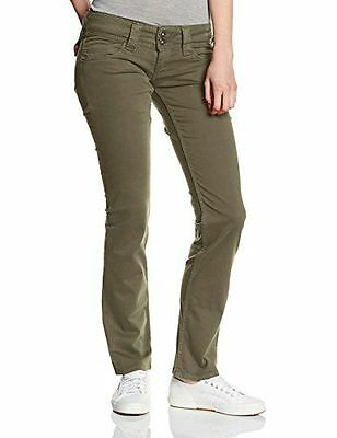 Pepe Jeans - [PL210006T41] [Vert Khaki Green] [40 Taille fabricant:29] NEUF