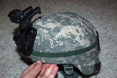 Us Army Sds Level Iiia Ach Combat Mich Combat Hel Met With The Kit - Medium