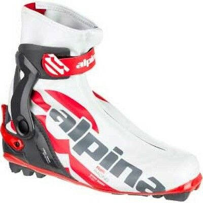 New Alpina R Combi 5057-1 Rco Racing - Cross Country Nnn Ski Boots - 42, 44, 45