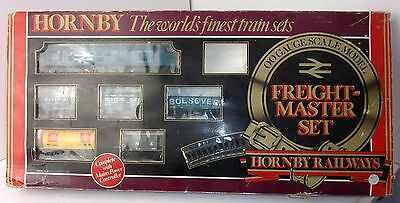 Hornby R578 Feightmaster Set (part) boxed