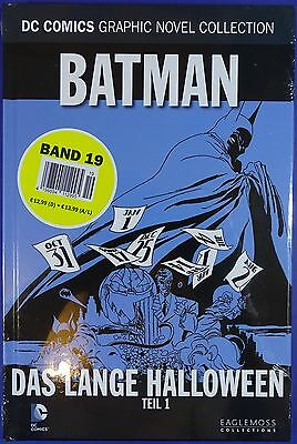 Dc Comics Graphic Novel Collection 19 - Batman - Das Lange Halloween 1  #3#