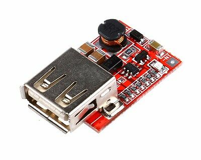 Step Up DC-DC Boost Converter 3V to 5V 1A USB Charger Mobile Power Supply