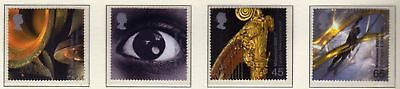 GB 2000 Sound and Vision SG2174-2177 MNH Mint