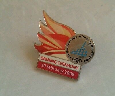 2006 Torino Olympic Opening CEREMONY pin