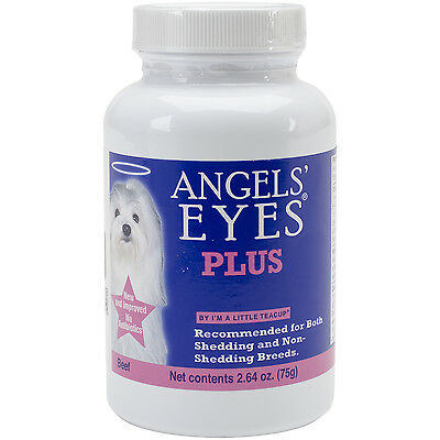 Angels' Eyes Plus Antibiotic Free Supplement For Dogs 75g-Beef