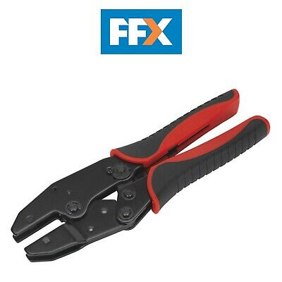 Sealey AK3858 Ratchet Crimping Tool without Jaws