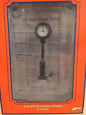 Lionel 6-14147 Old Style Clock Tower Nib