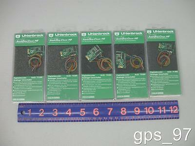 HO - Uhlenbrock 75000 Reverse Switch Decoder AnDi (10 Pack) for Marklin NIB